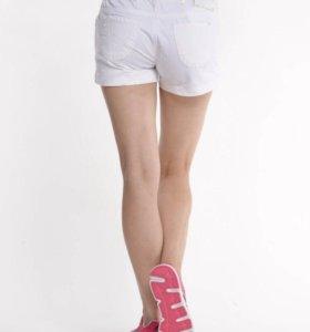 Джинсовые шорты adidas