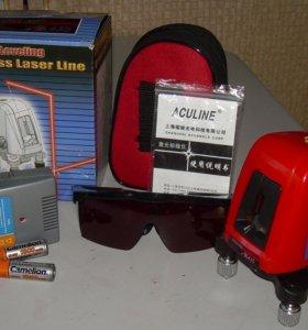 Лазерный уровень (построитель) ACULINE AK435