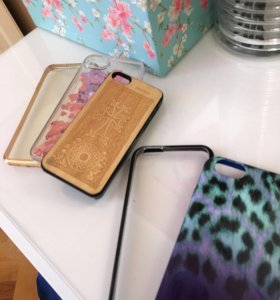 Чехлы на iPhone 6 и 5