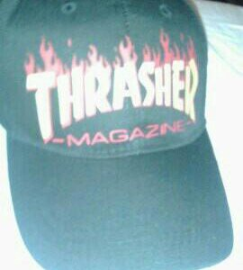 Кепка Thrasher-magazine-
