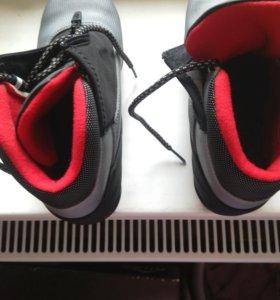 Лыжные ботинки ,размер 36,Россия,Rush