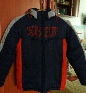 Куртка для мальчика, зима