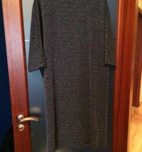 Платье оверсайз для беременных
