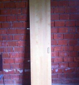 Фасад для гардероба Пакс 50х229 см