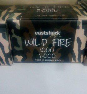 Катушка wild fire 2000