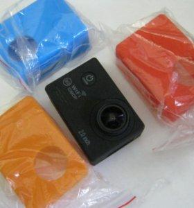 Для экшн камер резиновые чехлы