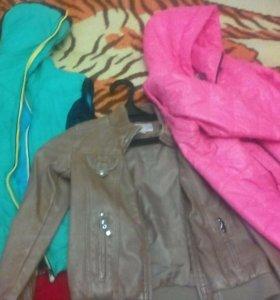 Одежда для девочки 9-10 лет