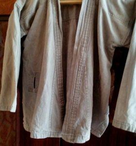 Куртка детская для занятий самбо