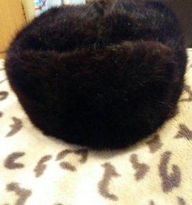 Шапка мужская кролик