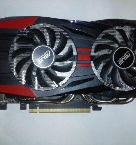 ASUS NVIDIA GeForce GTX 760, 2GB.