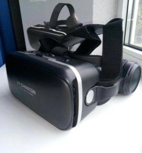Очки виртуальной реальности (VR shinecon)