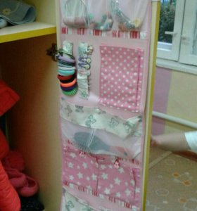 Органайзер в кабинку для детского сада