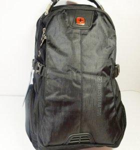 Мужской рюкзак Swissgear с ортопедической спинкой
