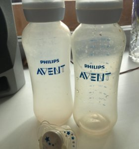 Авент Соска бутылочки