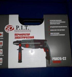 Перфоратор P.I.T. PBH26-C2 новый
