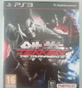 TEKKEN TAG TOURNAMENT 2 для PS 3