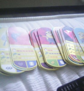 Карточки миньены