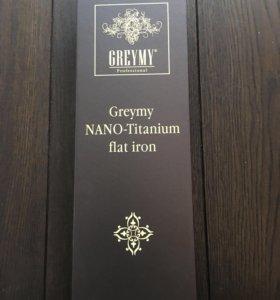Greymy утюжок для волос (плойка / выпрямитель)