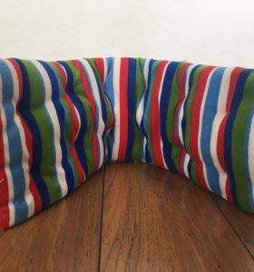 Поддерживающая подушка в стульчик IKEA
