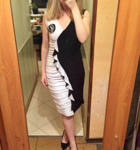Платье р-р 44.👗срочно❗️.