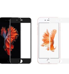3D стекла на весь экран для iPhone 6/7/6+/7+/6s+/6