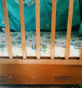 Кровать -маятник