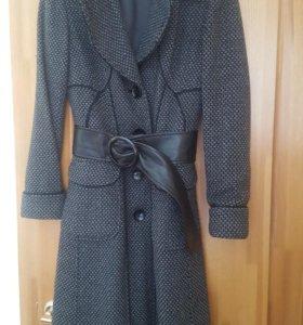 Пальто демисезонное утепленное