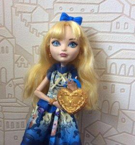 Срочно!!!Кукла Блонди Локс