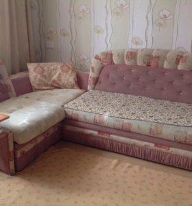 Диван-кровать и кресло- кровать