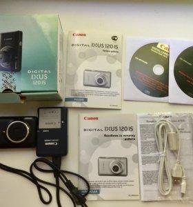 Фотоаппарат Canon digital ixus 120 is