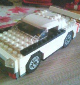 Лего машина (самоделка)