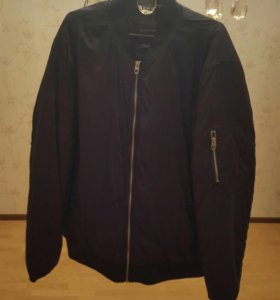 Утепленная куртка Zara 52