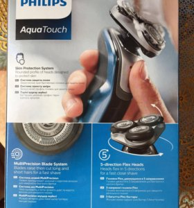 Электробритва Philips AquaTouch