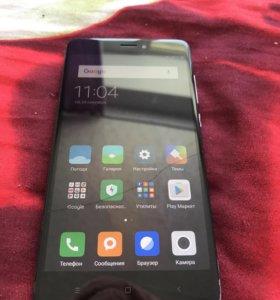 Xiaomi redmi note 4X 32gb,3gb оперативка