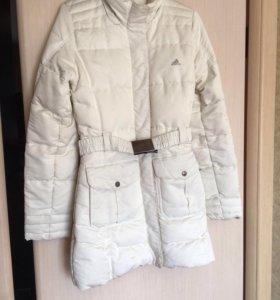 Спортивная женская зимняя куртка Adidas