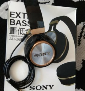 Наушники Sony в наличии