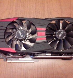 Видеокарта Asus GeForce GTX 780 OC