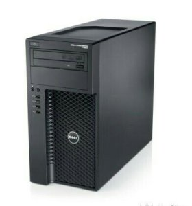 Dell Precision T1650 WorkStation Xeon SSD Nvidia