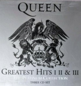 Queen. Greatest hits. 3 CD