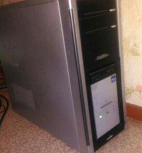 Игровой компьютер в сборе
