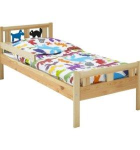 Детская кровать Криттер