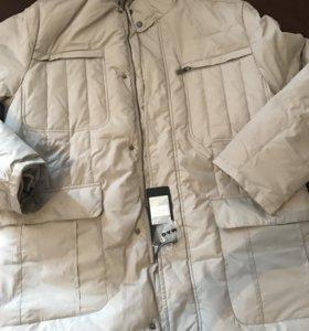 Куртка мужская 50-54размер