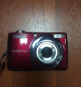 Фотоаппарат Nikon L22