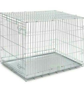 Клетка-вольер для животных.