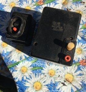 Автомат ап 50 и кнопка пусковая пнв 30у2