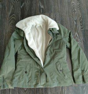 Куртка-парка adidas neo