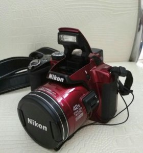 Фотоаппарат Nikon P510 Red