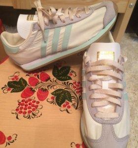 Новые кроссовки Adidas р37