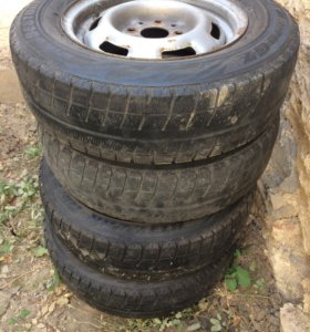 Bridgestone R13 зима