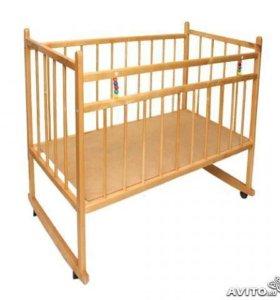Кроватки НОВЫЕ